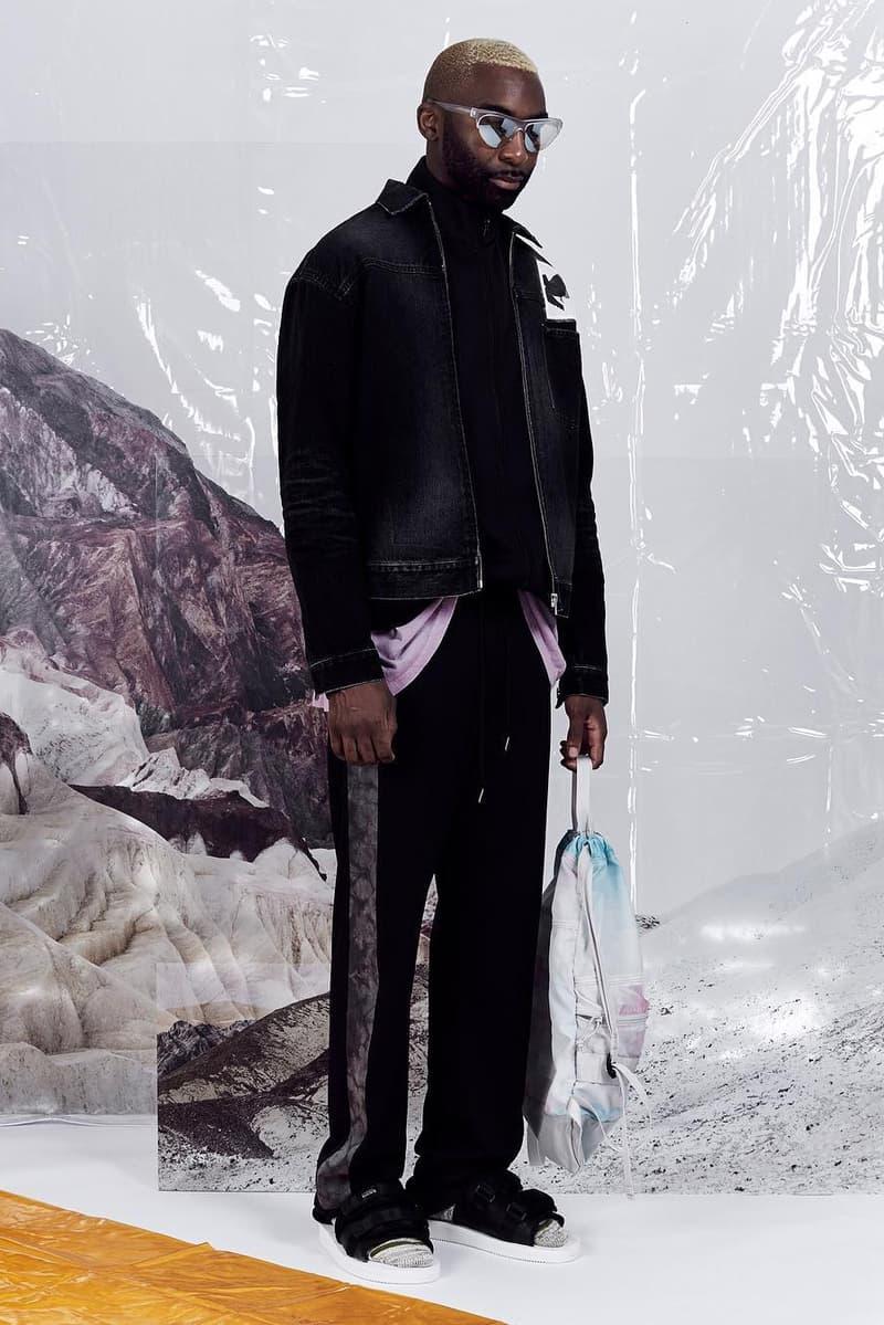 John Elliott 2018 Spring Summer Collection Instagram Luka Sabbat Swaggy P Nick Young ASAP Nast