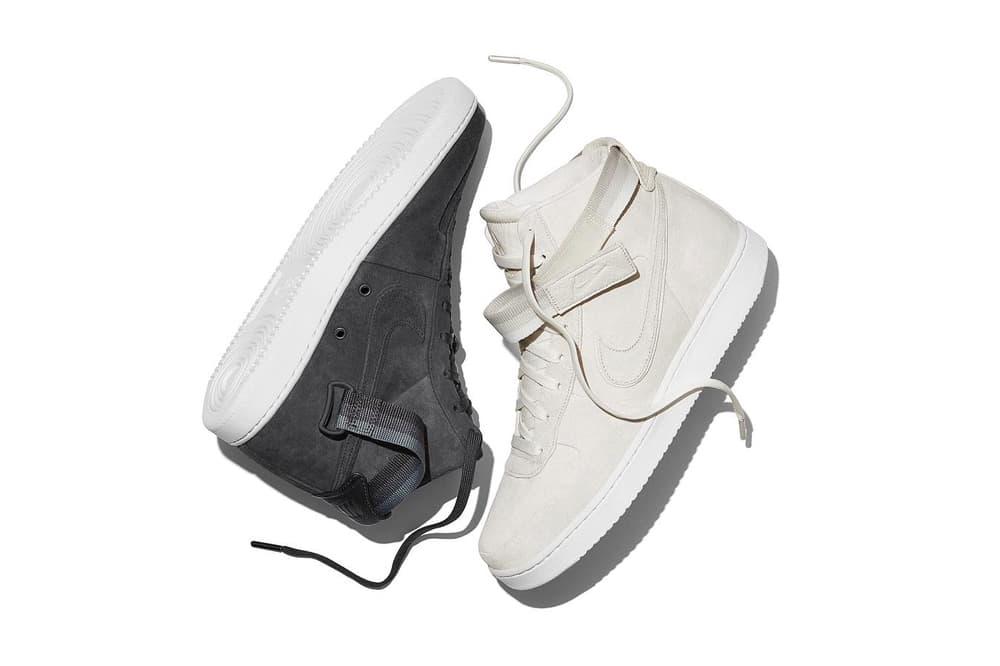 John Elliott Nike Vandal High Collaboration Release June 2017 Paris colette