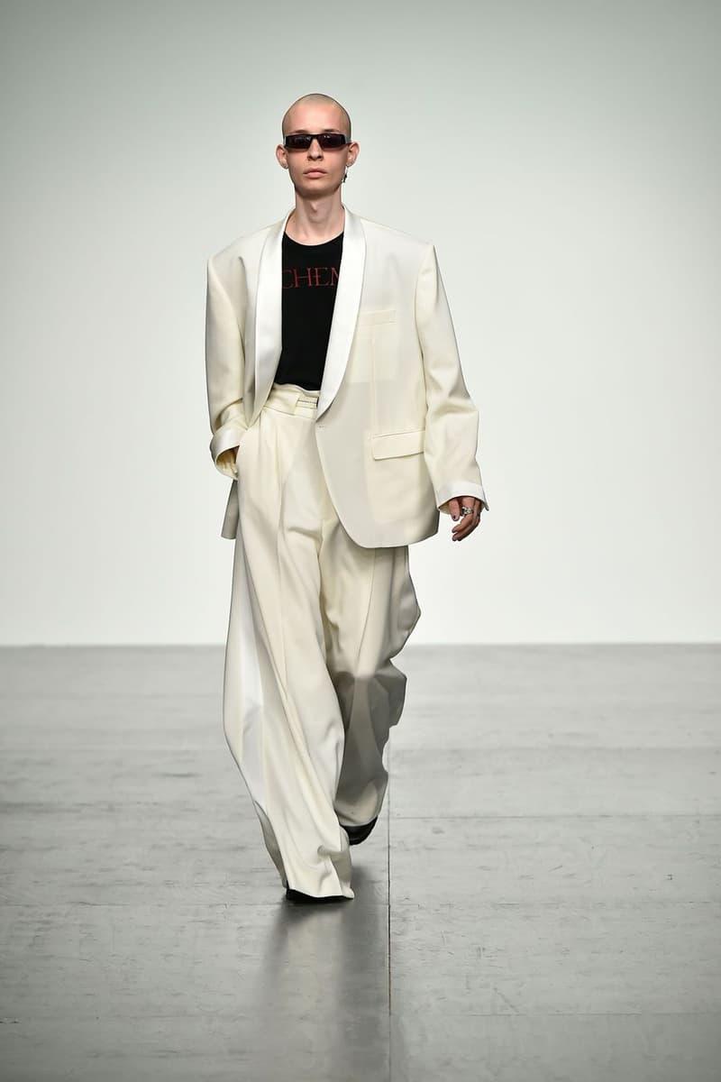 John Lawrence Sullivan 2018 Spring Summer Collection London Fashion Week Men's