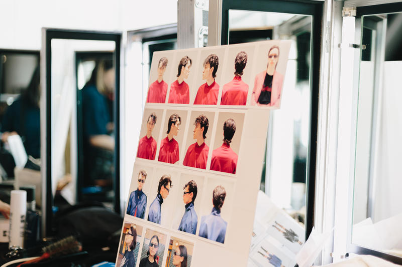 John Lawrence Sullivan Spring/Summer 2018 Backstage