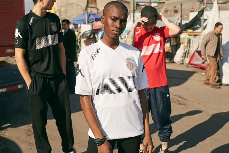 JOIA MAGAZINE Kappa Soccer Jerseys