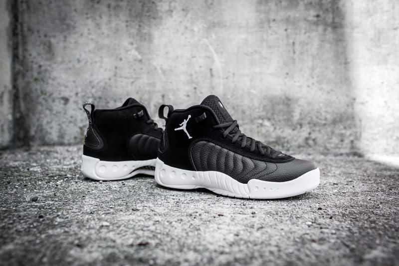 Jordan Brand Jumpman Pro Black White Colorway  bebdf7c65