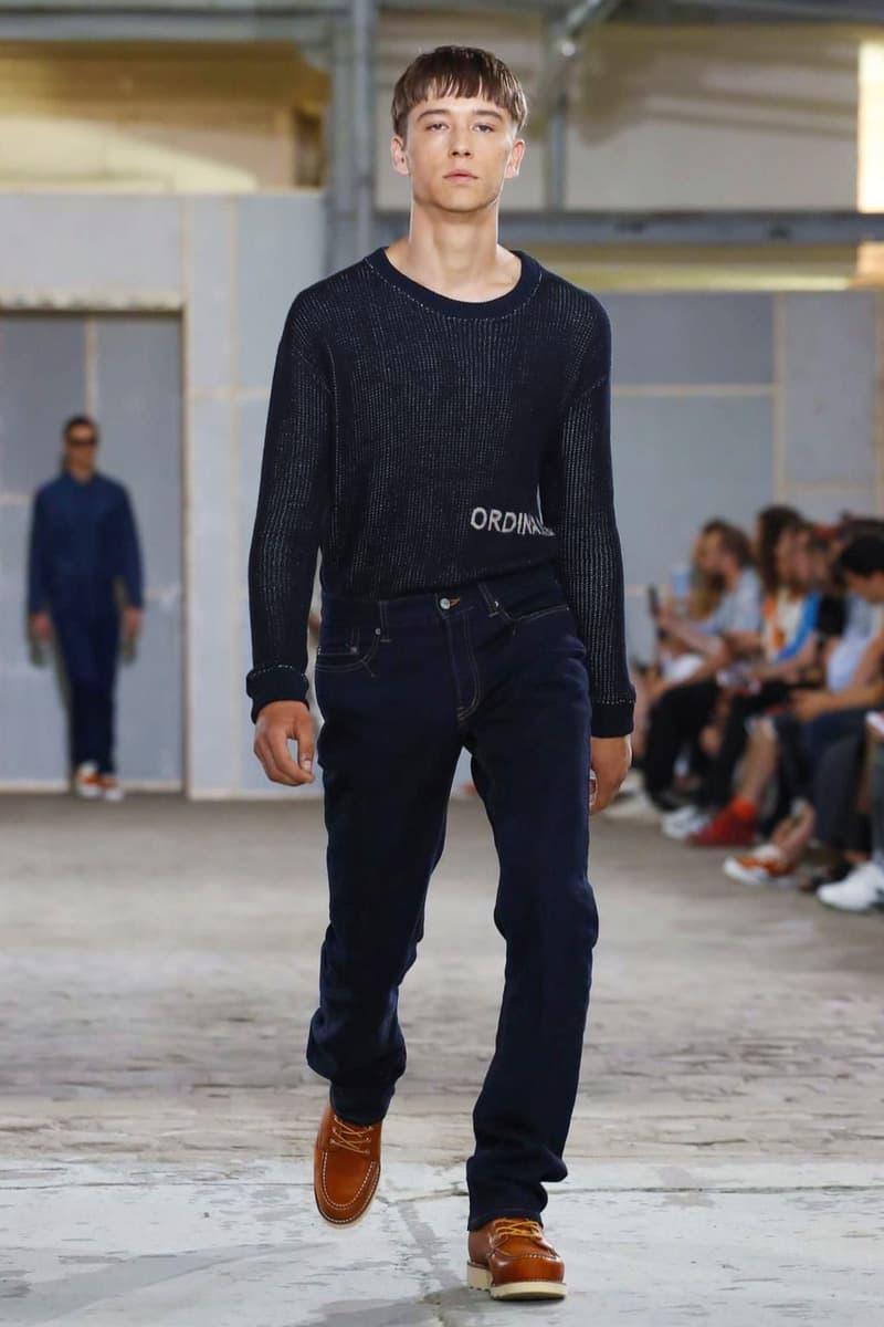 Julien David 2018 Spring/Summer Collection Paris Fashion Week Men's