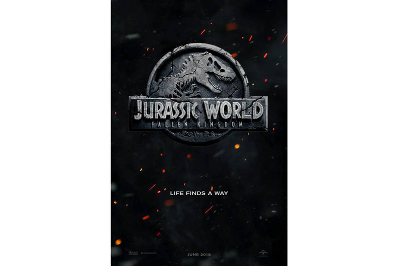 Jurassic World: Fallen Kingdom Teaser Poster