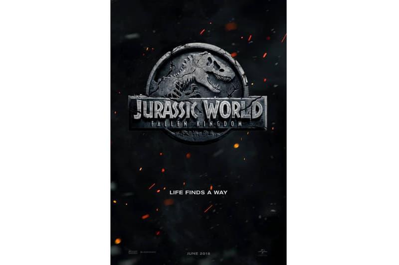 Jurassic World: Fallen Kingdom Teaser Poster