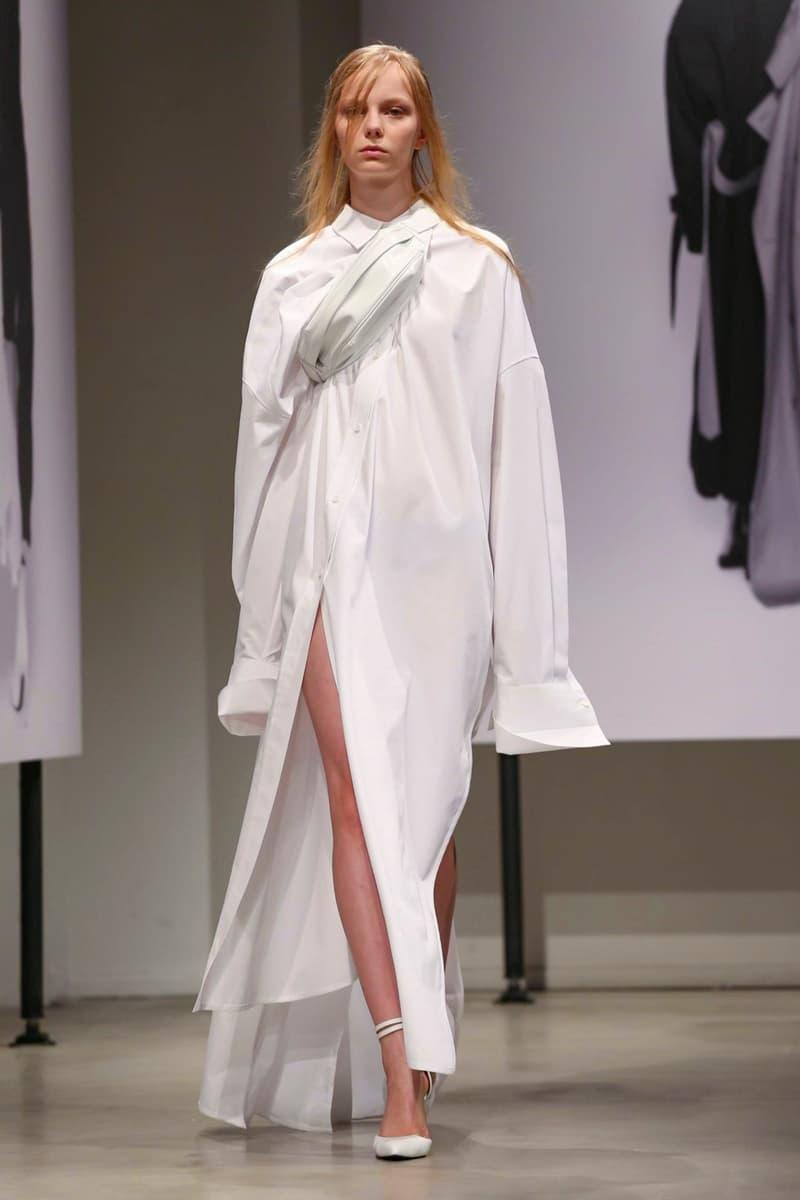 Juun. J 2018 Spring/Summer Collection Paris Fashion Week Men's Runway Show