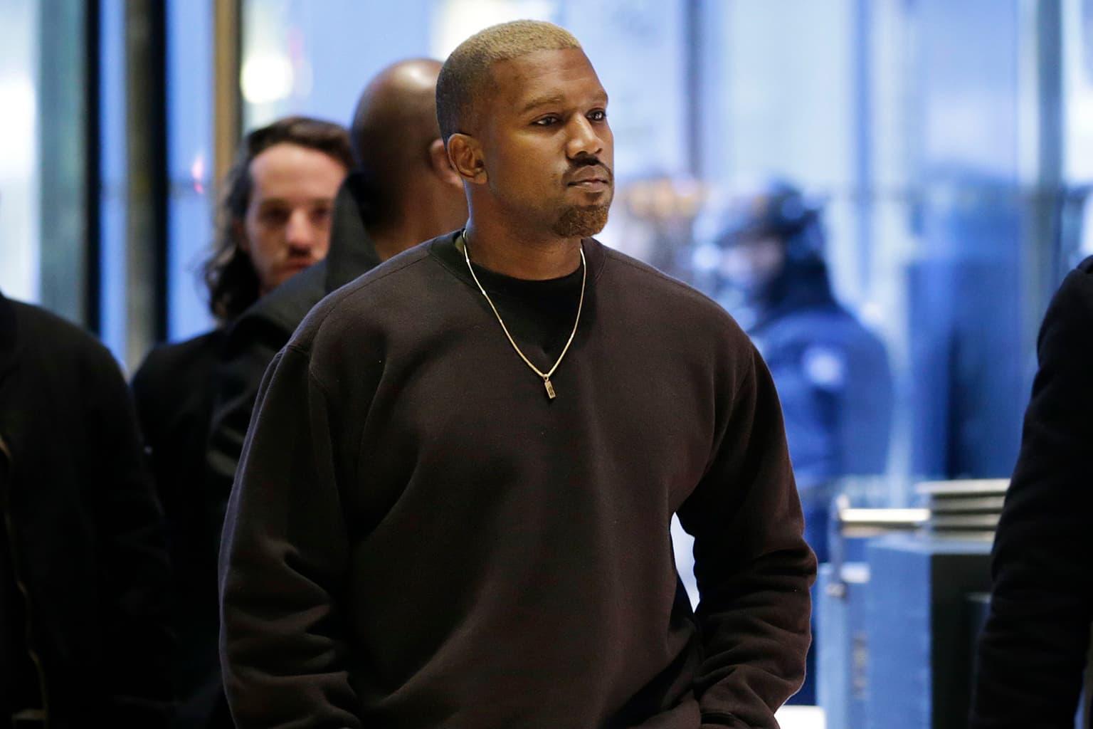 Two New Kanye West Tracks Emerge Online