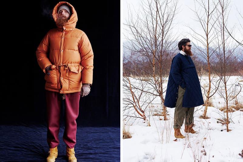 Kaptain Sunshine 2017 Fall/Winter Collection Lookbook