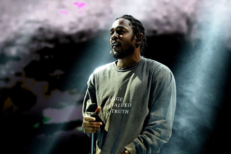 Preview Kendrick Lamar Rihanna's 'Loyalty' Music Video K.Dot Damn. DNA Humble To Pimp A Butterfly GKMC rap hip hop