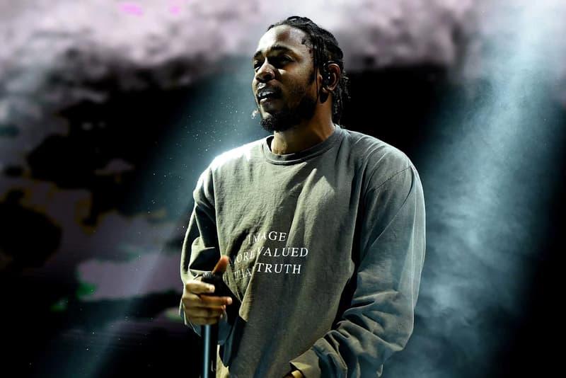 Kendrick Lamar Travis Scott Feature SZA 'Ctrl'