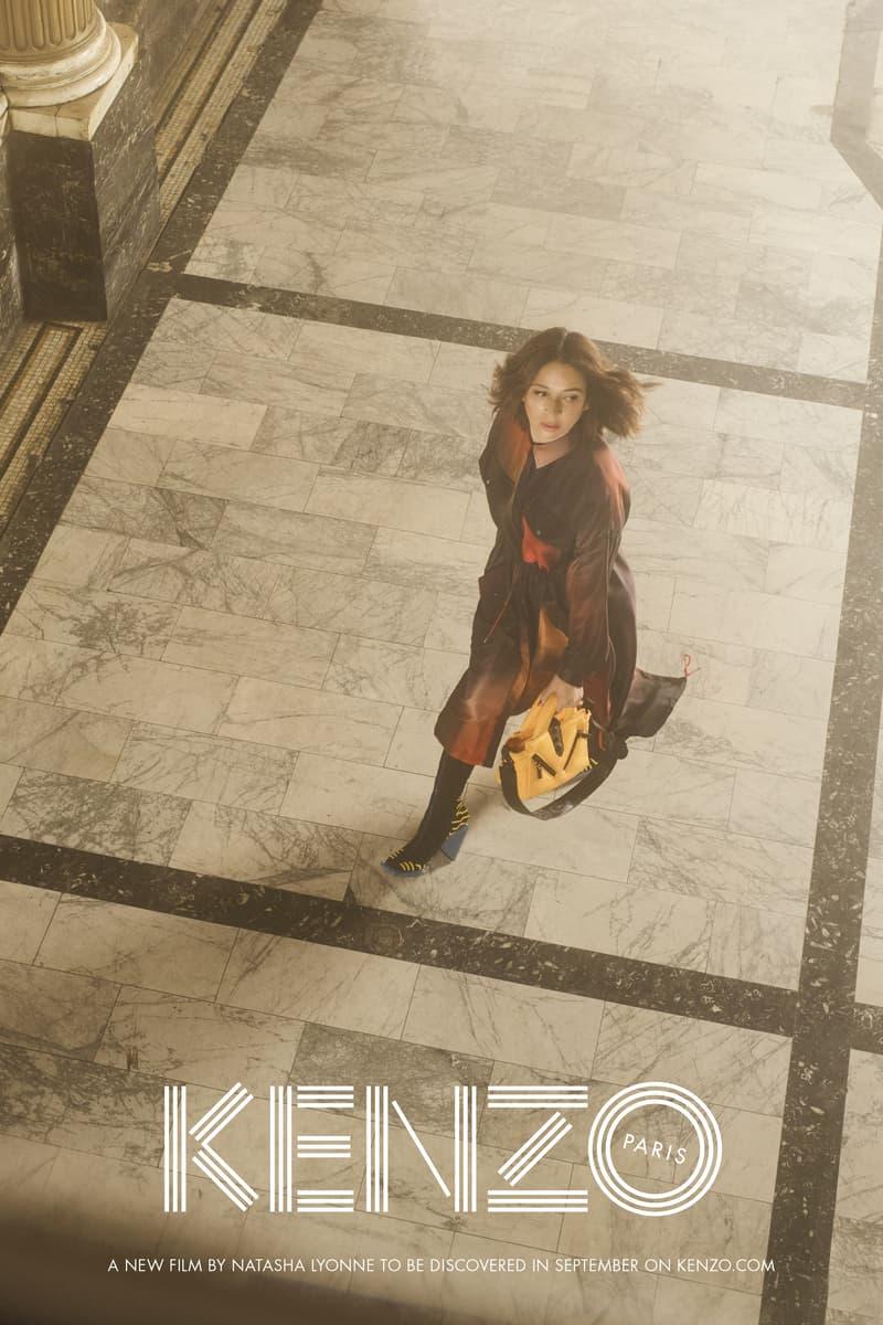 KENZO Cabiria Charity Chastity Film Macaulay Culkin Maya Rudolph