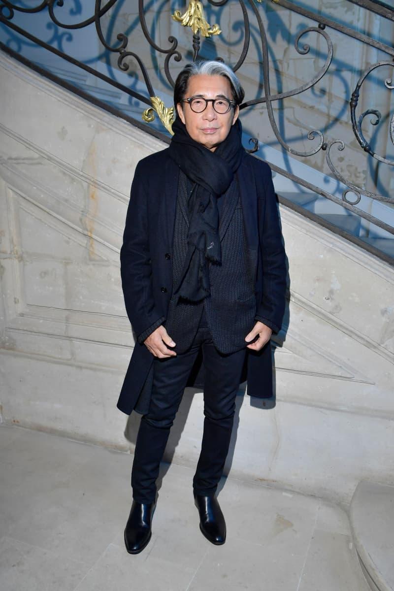 Kenzo Takada Fashionista Interview