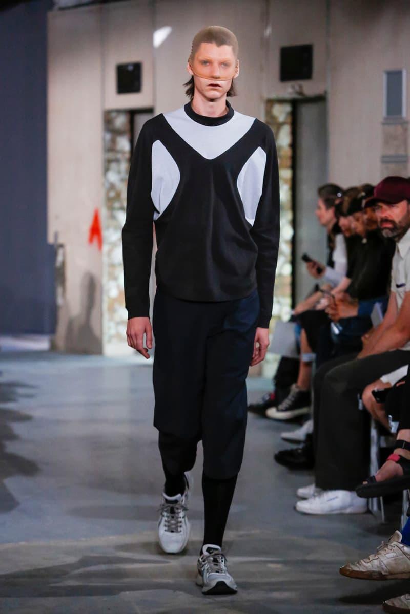 Kiko Kostadinov 2018 Spring Summer Collection London Fashion Week Men's