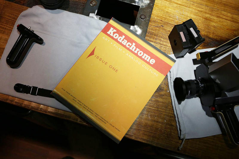 Kodak Art Magazine Kodachrome Cameras Photos Photography Film Analog Culture