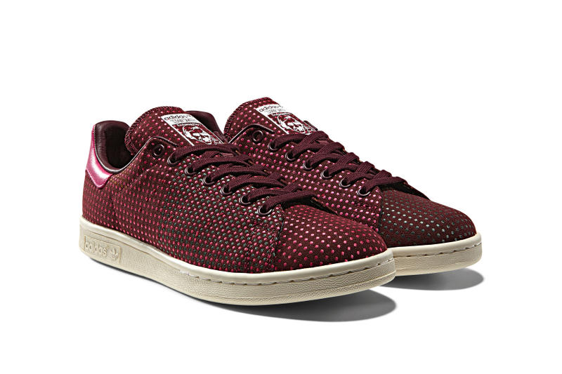 Kvadrat adidas Originals Stan Smith Copenhagen Navy Pink Core Black Plaid