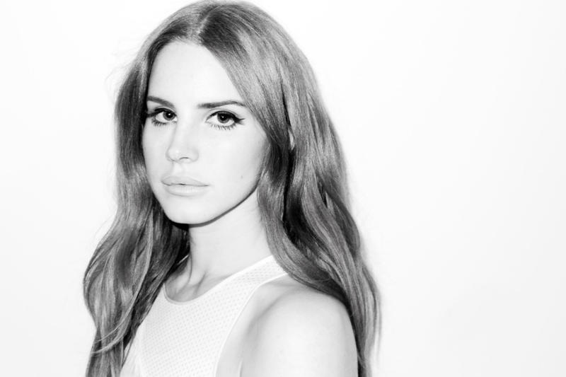 Lana Del Rey Cherry Lust For Life 2017
