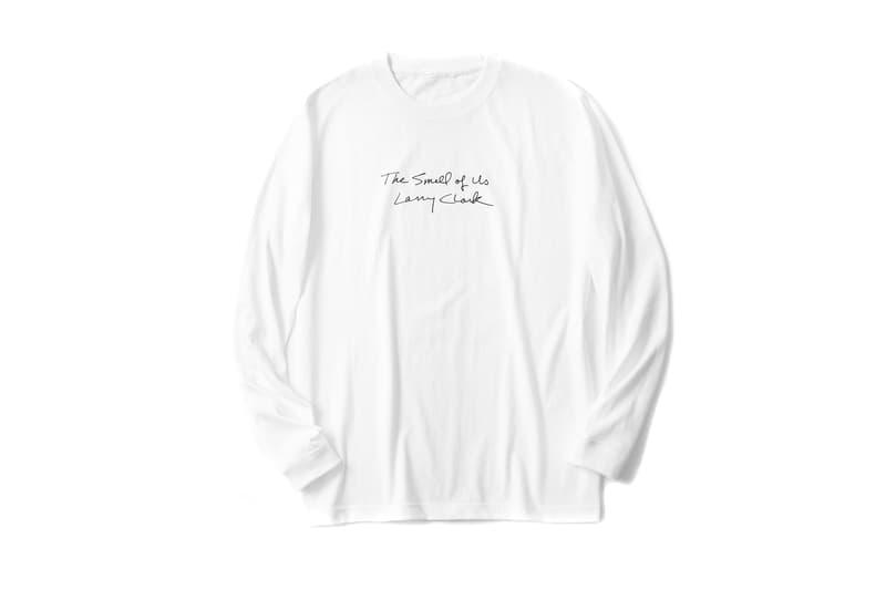 Larry Clark ESTNATION T-Shirt Collection Capsule