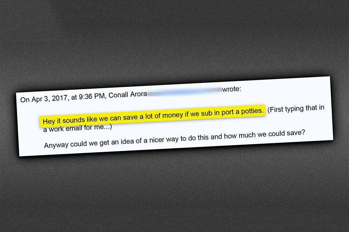 Leaked Fyre Festival Emails Ja Rule Billy McFarland