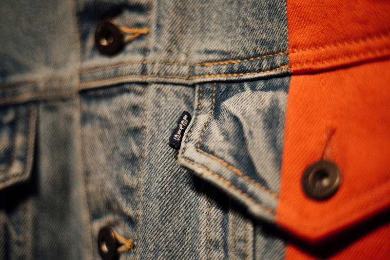Levi's Made & Crafted x OFF-WHITE™ 2017 Fall/Winter Preview