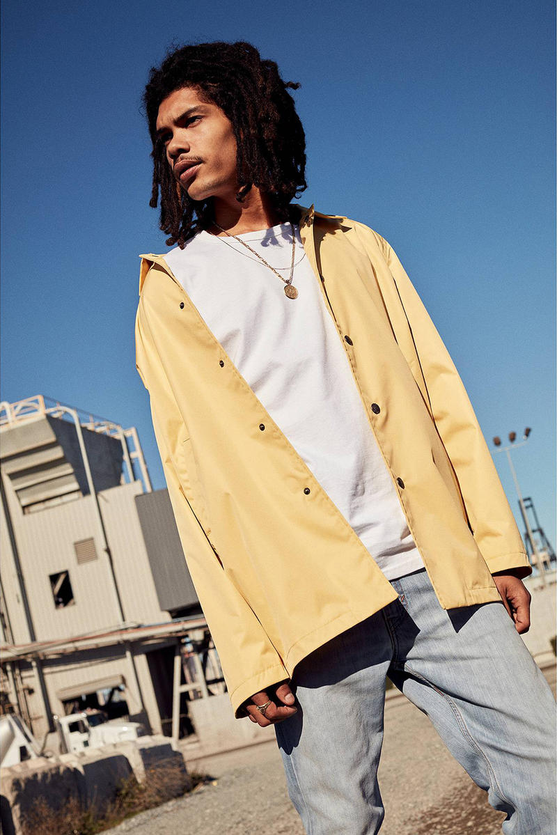 Levi's Skateboarding 2017 Spring/Summer Collection Workwear