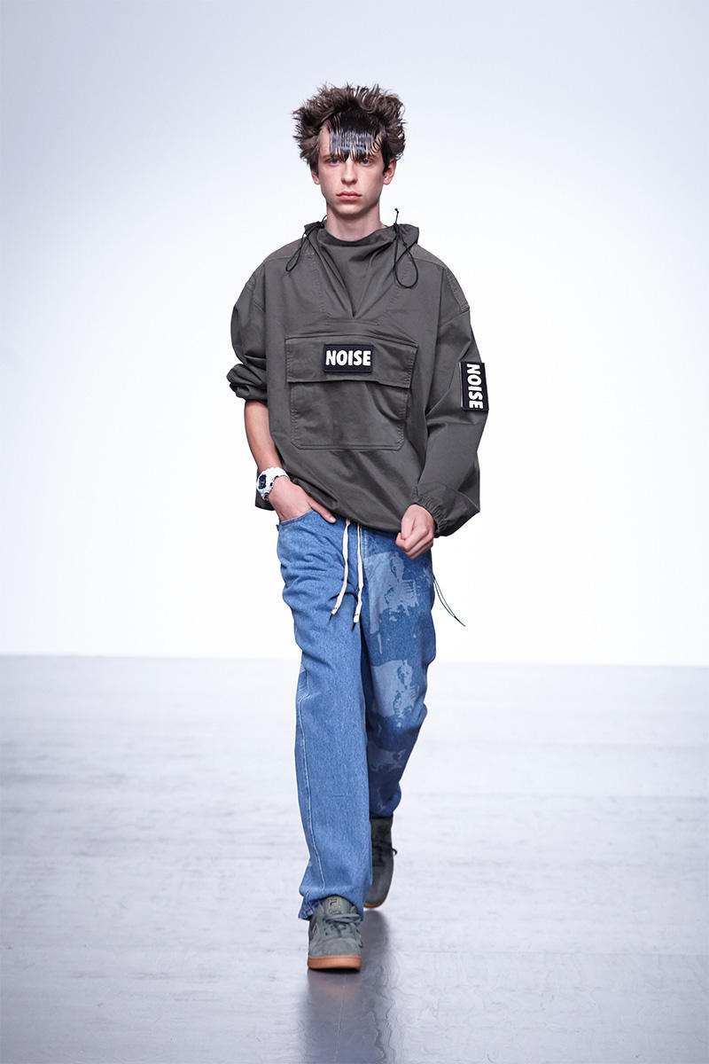 Liam Hodges 2018 Spring Summer Collection