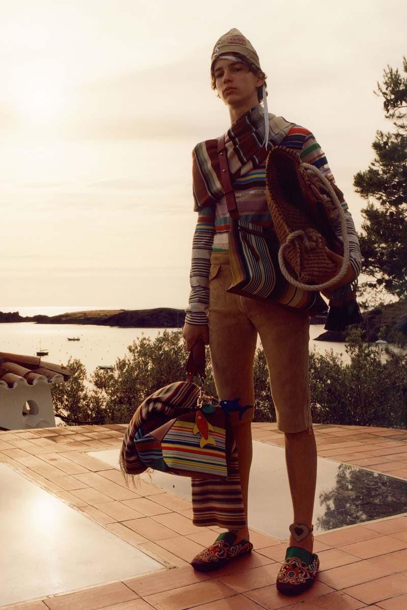 Loewe 2018 Spring/Summer Lookbook