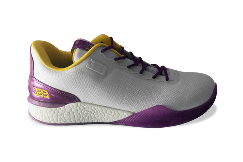 Lonzo Ball Lakers Signature Sneaker NBA Draft Big Baller Brand