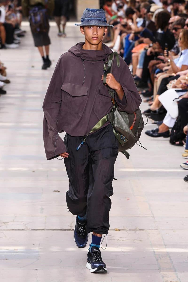 Louis Vuitton 2018 Spring/Summer Collection Paris Fashion Week Men's Kim Jones