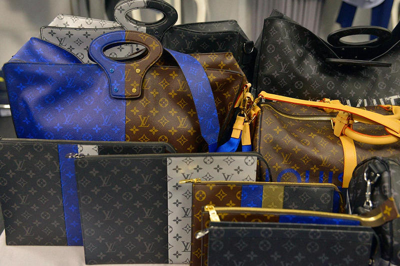 Louis Vuitton Accessories for 2018 Spring/Summer