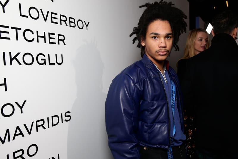 LVMH winners of young fashion designers winners Rihanna Kendall Jenner Karl lagerfeld