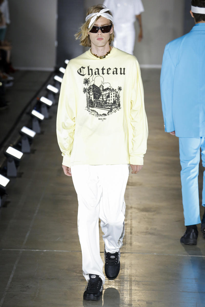 Malibu 1992 2018 Spring/Summer Collection Runway