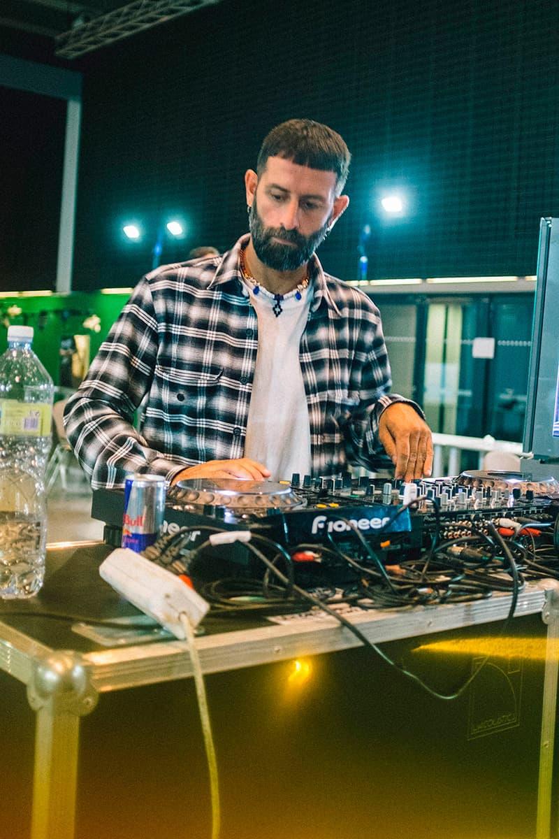 Marcelo Burlon 2018 Spring/Summer Backstage
