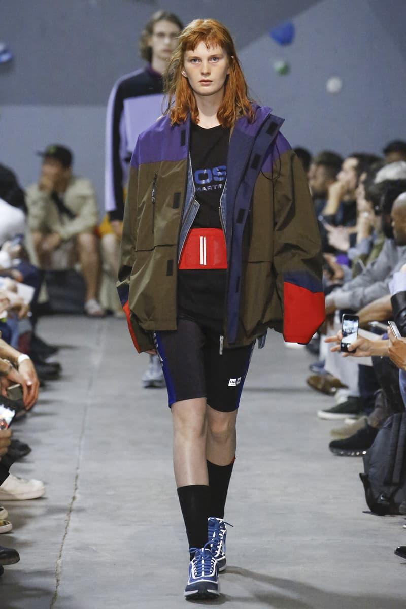 Martine Rose 2018 Spring Summer Collection London Fashion Week Men's