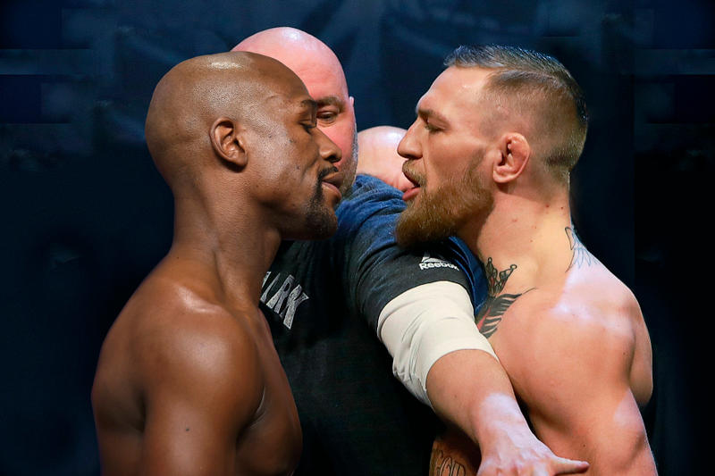 Mayweather McGregor Fight 10 Million USD Sponsorship Opportunity