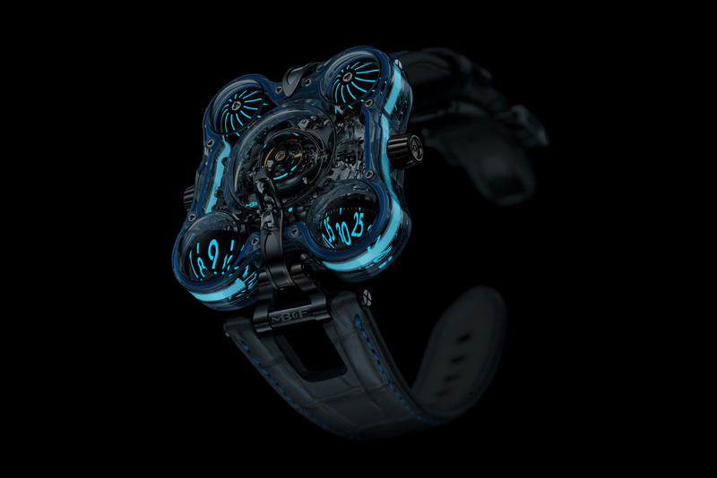 MB F Horological Machine No 6 Alien Nation Watch