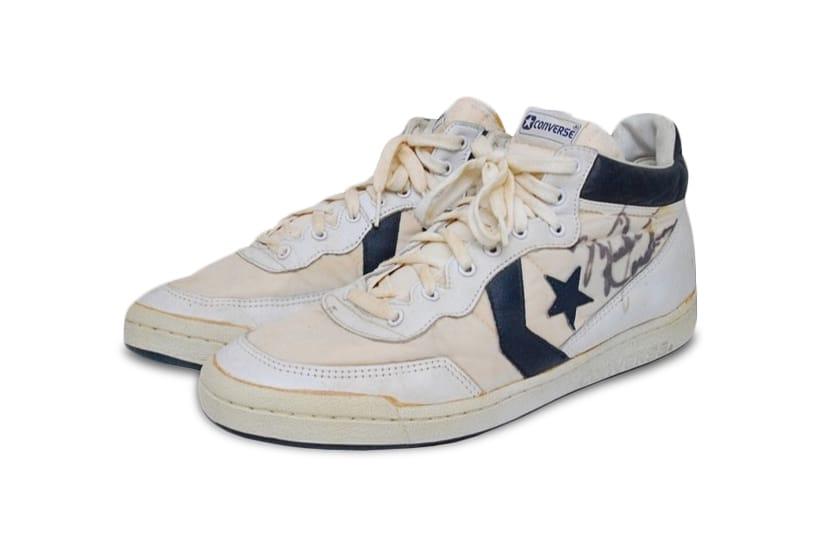 Michael Jordan's Olympic Game Shoes