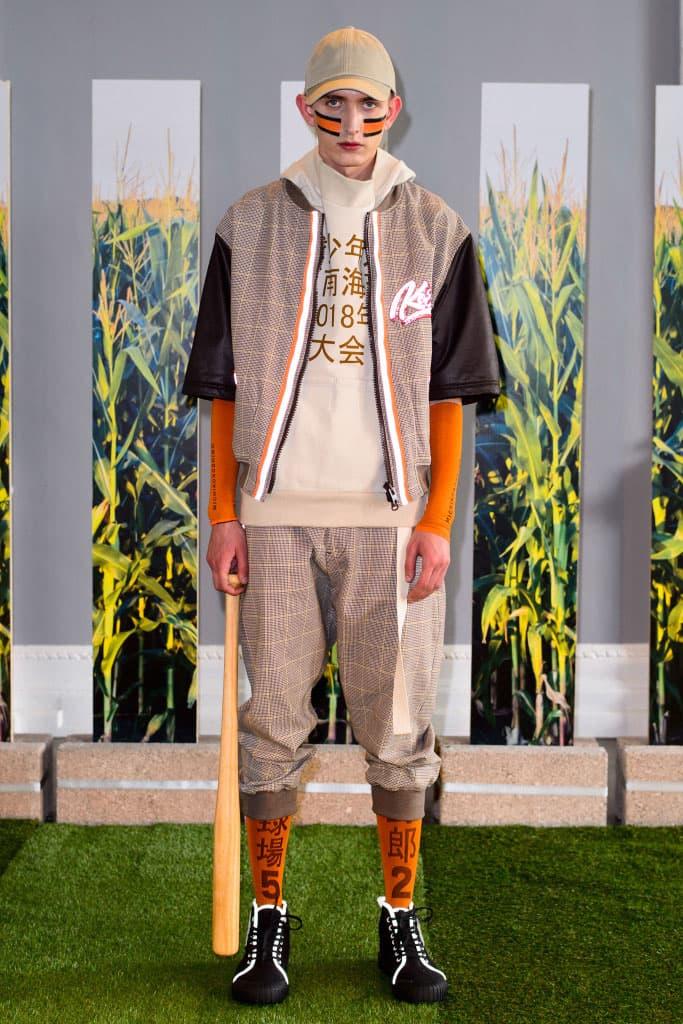 Michiko Koshino 2018 Spring Summer Collection London Fashion Week Men's
