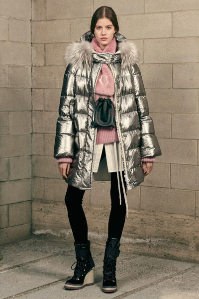 Moncler 2017 Fall Winter MOONRAY Collection Lookbook Jackets Cotton Waterproof