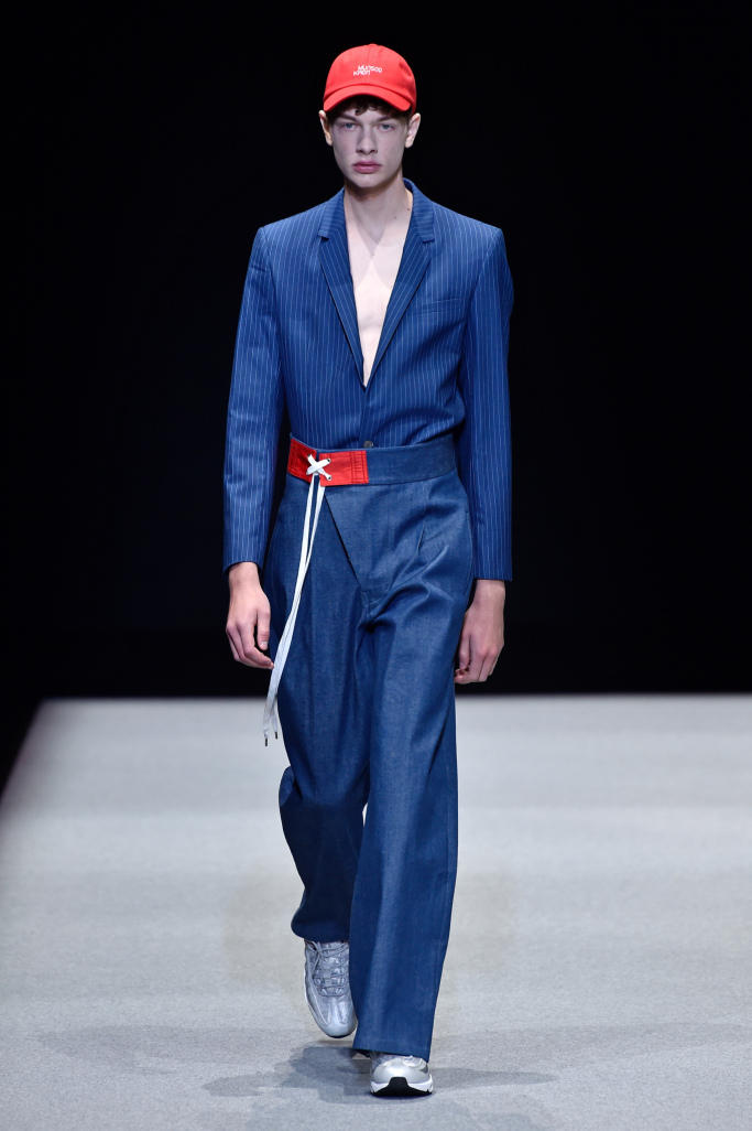 Munsoo Kwon 2018 Spring Summer Collection