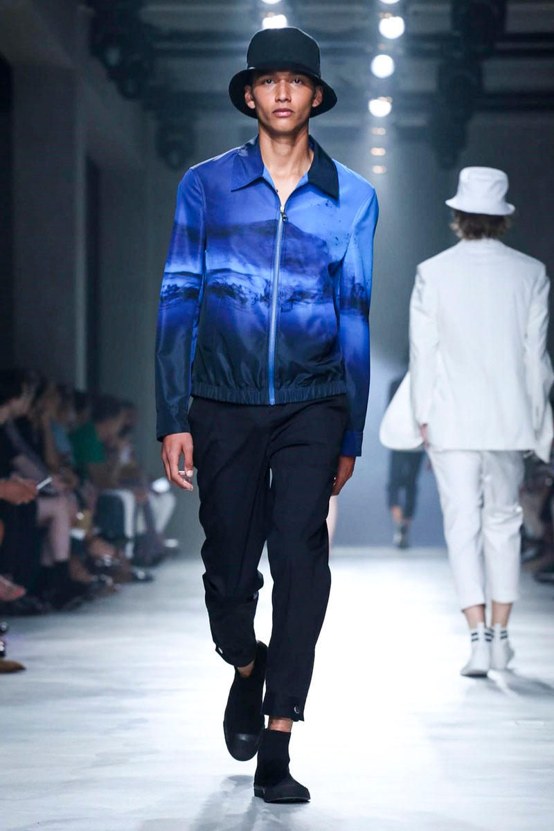 Neil Barrett Spring Summer 2018 Collection Milan Fashion Week Men's