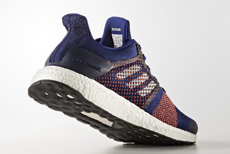 adidas New UltraBOOST ST Blue Grey
