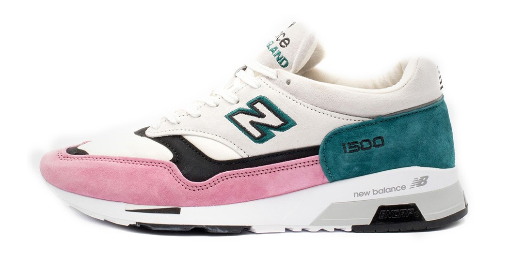 New Balance 1500 Gets Pink and Teal