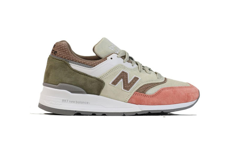 New Balance Made in USA 997 CSU Bone Sunset