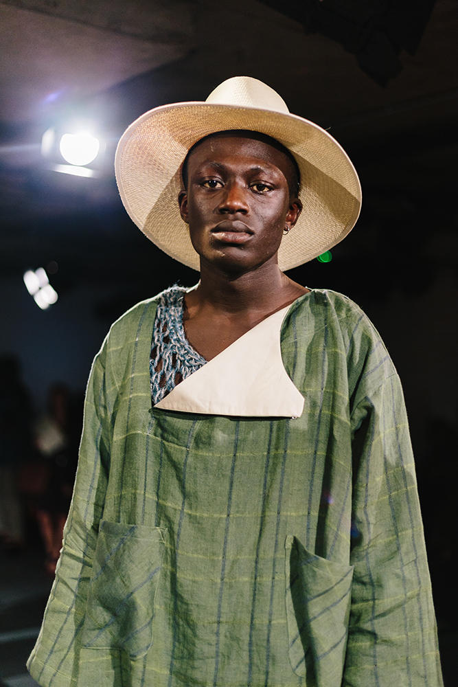 Nicholas Daley 2018 Spring Summer Collection London Fashion Week Men's