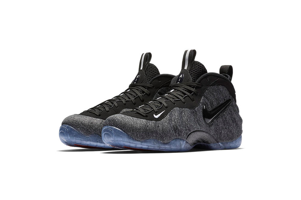 Nike Air Foamposite Pro Fleece