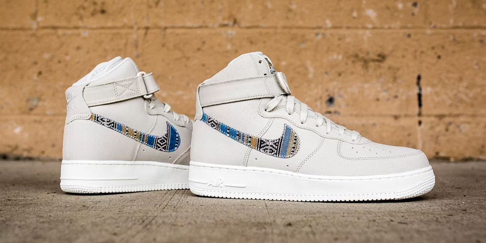 new product 7711f f9a1e Nike Air Force 1 High 07 LV8 Multi-Patterned   HYPEBEAST