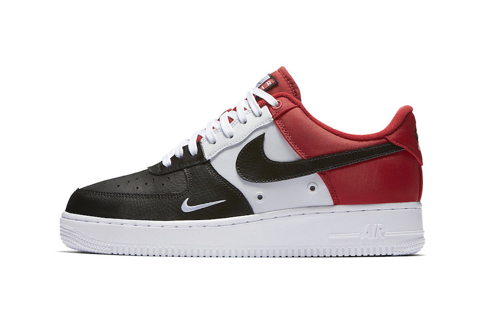 air force red and black