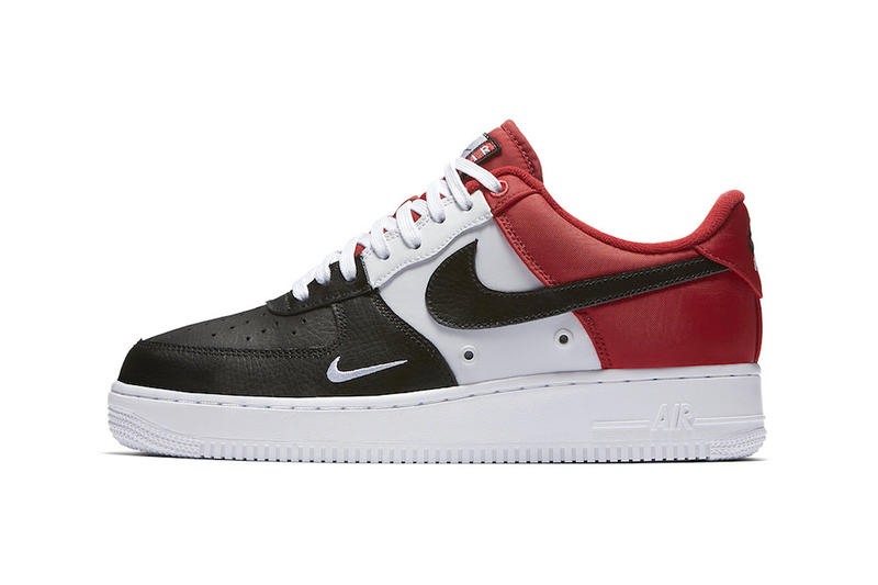 molestarse Empotrar lona  Nike Air Force 1 Low Mini Swoosh