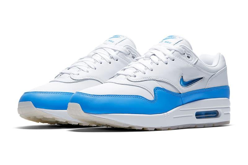"Nike Air Max 1 SC Jewel ""University Blue"" 2017"