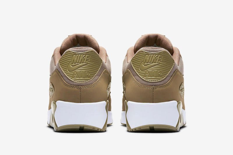 Nike Air Max 90 Ultra 2.0 SE Woven Khaki